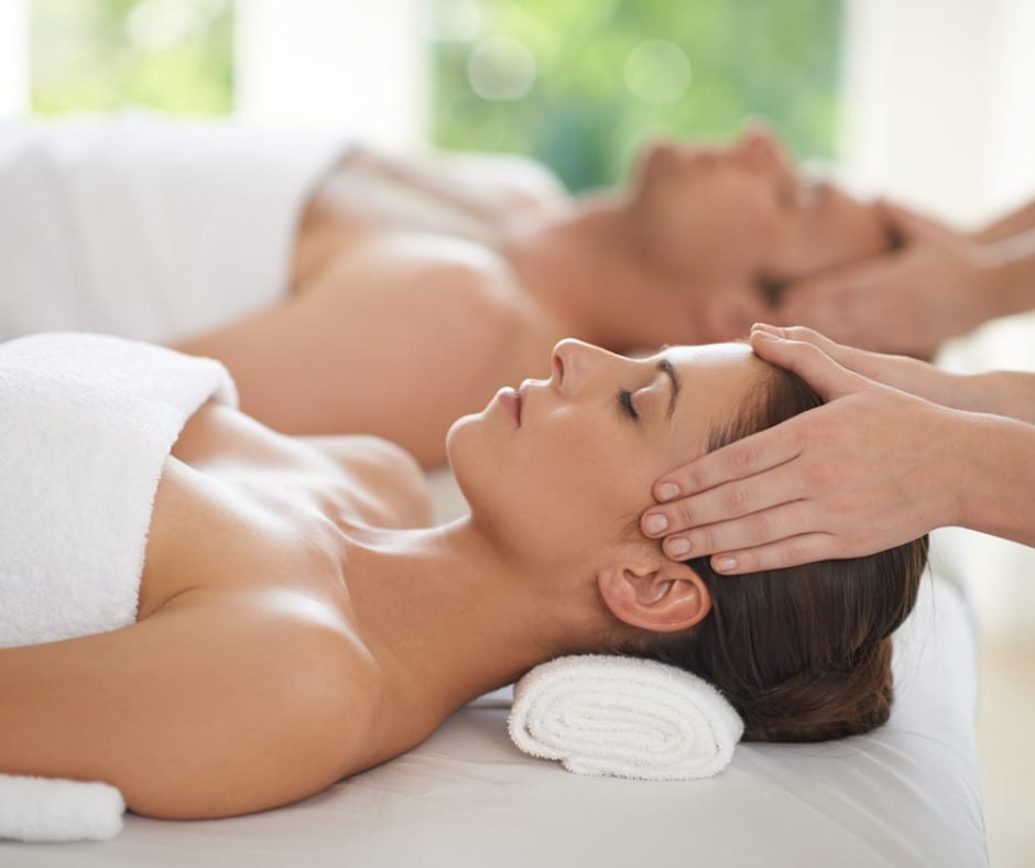 Long Weekends and Couples Massage are made for each other